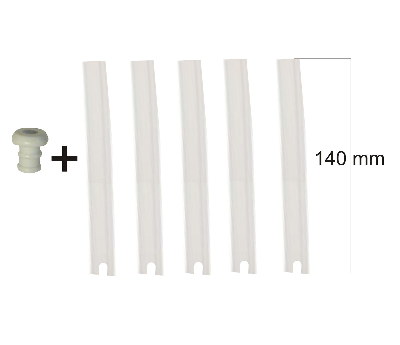 Milch-Schlauch Set mit Anschluss passend für Saeco Xelsis - Exprelia Karaffe