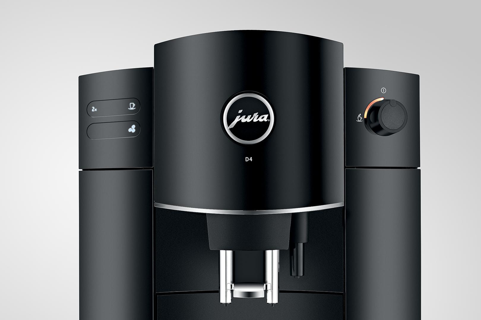 Jura D4 Piano Black