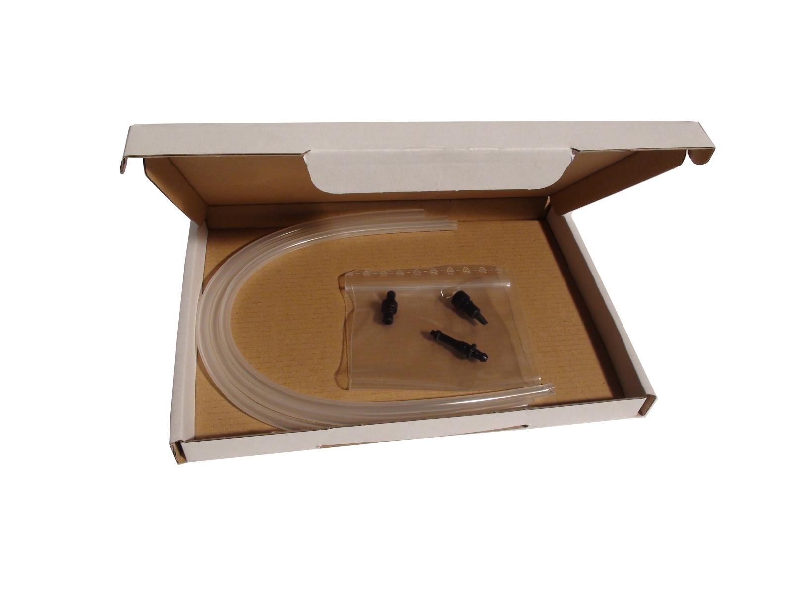 Zubehör Set mit Milchschlauch passend für Jura Feinschaumdüsen