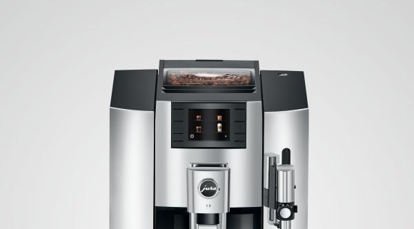 Jura E8 Chrom (EB) Modell 2020