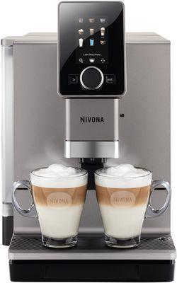 Nivona CafeRomatica 930 Titan - Chrom NICR930