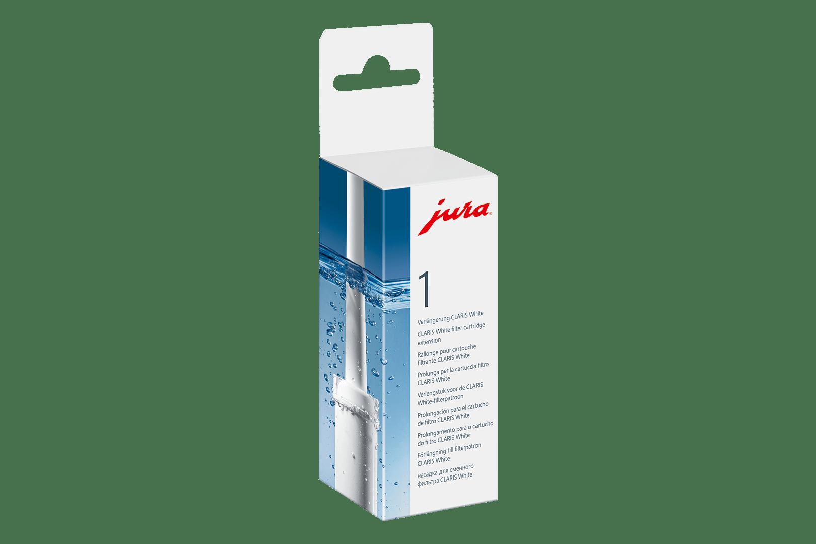 Jura Claris white  Verlängerung