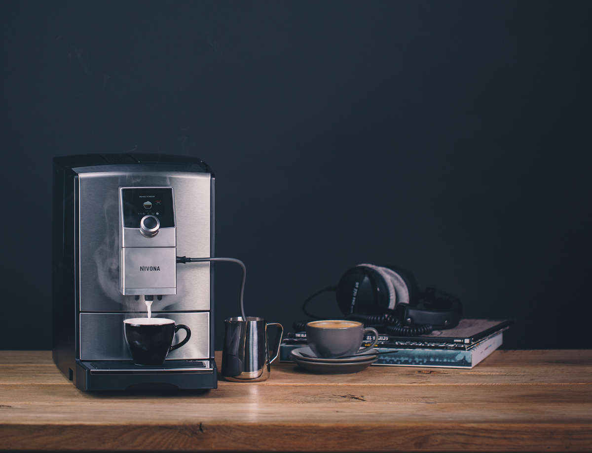 Nivona CafeRomatica 799 Edelstahl - Chrom NICR799