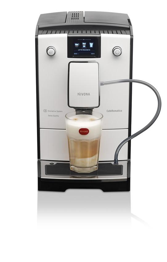 Nivona CafeRomatica 779 White Line - Chrom NICR779